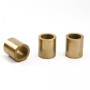 BUNTING BEARINGS NF040604  Plain Bearings